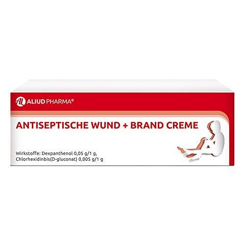 Antiseptische Wund + Brandcreme 30 g