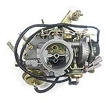 XIAOSHEN Shen Carb Carburettor Carburetor Fit for Nissan A15 Sunny 1977 1978 1979-1982 A15 Motor,Excepto 5 velocidades Hitachi Aisan Model