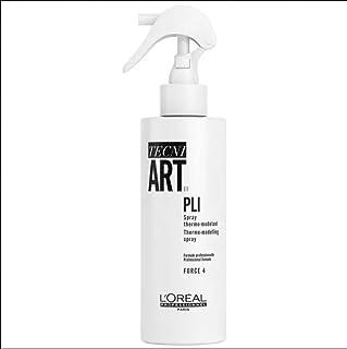 L'Oreal Professionnel Tecni.Art PLI Thermo-Modelling Spray (Force 4) 190ml/6.4oz