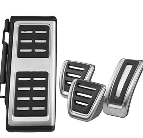 FFZ Parts Pedal Pedale Pedalkappen Passend Für Golf 7 Passat Tiguan Leon Octavia A3 Q2