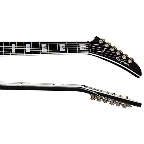 EpiphoneExturaProphecyBlackAgedGlossエレキギター