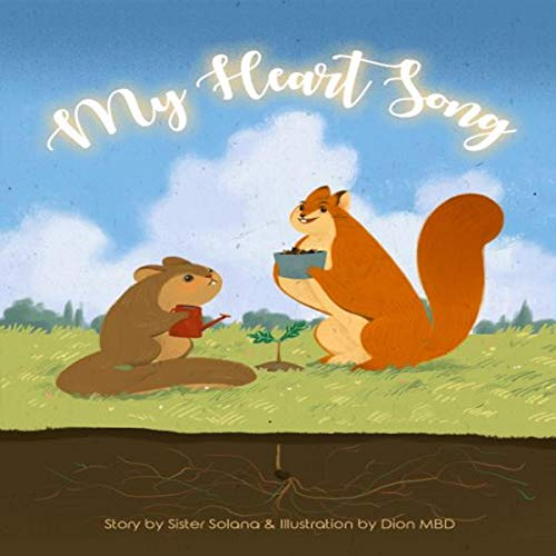 My Heart Song audiobook cover art