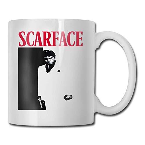 N\A Taza de café Divertida de Scarface