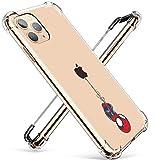 Darnew Spide Custodia per iPhone 11 Casi, Cartone Animato Carino...