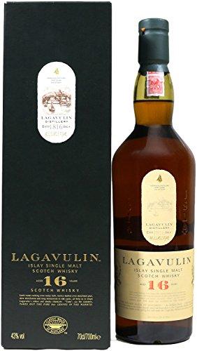 Lagavulin, Single Islay Malt Scotch Whisky, 16 ans d'Age, 43% vol.