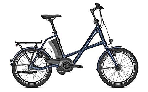 Kalkhoff Sahel 3.I Move R 11,0 Ah Impulse Elektro Fahrrad 2019 (S/46cm, Royalblue/Diamondblack Glossy)