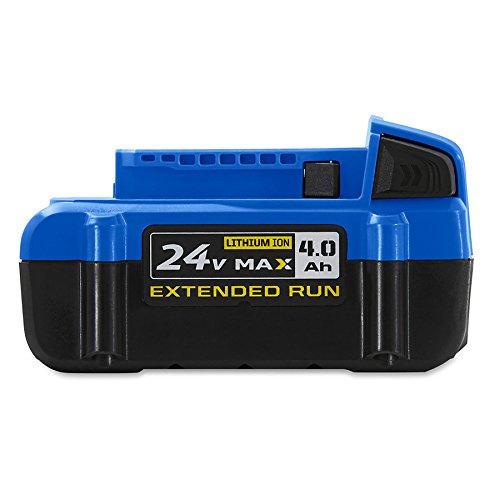 Kobalt 24-volt Max 4-Amp-Hours Lithium Power Tool Battery KB 424-03