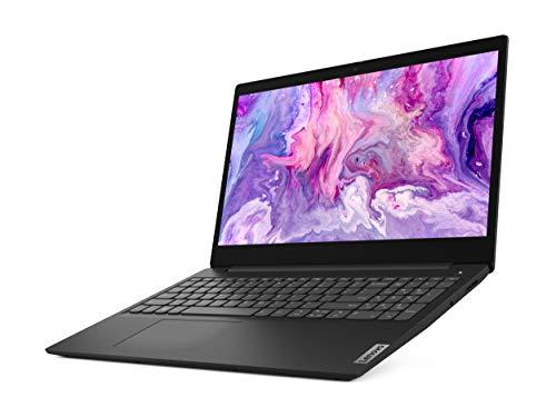 "Lenovo IdeaPad 3 15"" Laptop, 15.6"" HD (1366 x 768) Display, AMD Ryzen 3 3250U Processor, 4GB DDR4 OnBoard RAM, 128GB SSD, AMD Radeon Vega 3 Graphics, Windows 10, 81W10094US, Business Black"