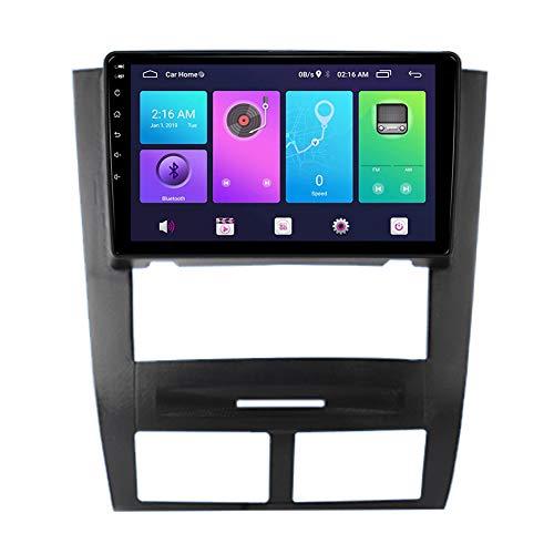 JIDI Autoradio per SsangYong Rexton 2002-2006, Navigatore satellitare Doppio DIN Navigazione GPS Lettore multimediale Ricevitore Video WiFi Bluetooth