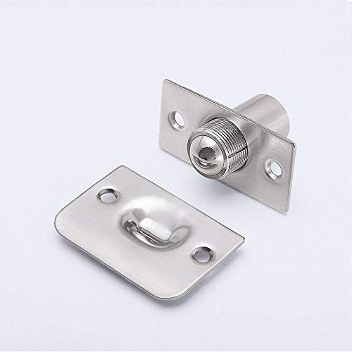 Stainless Steel Closet Door Spring Ball Catch Door Cabinet Closet Hardware | Types - 1#