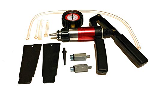 Cheapest Prices! Lil Red Barn Pressure and Vacuum Leak Down Tester for 2 Stroke Engines, Chain Saws,...