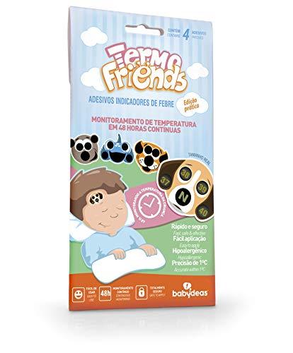 Termofriends - Adesivo Monitor Febre, Babydeas