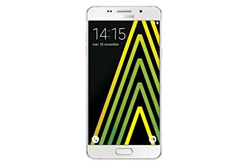 SAMSUNG Galaxy A510 Smartphone (13,2 cm (5,2 Zoll), 16GB) weiß