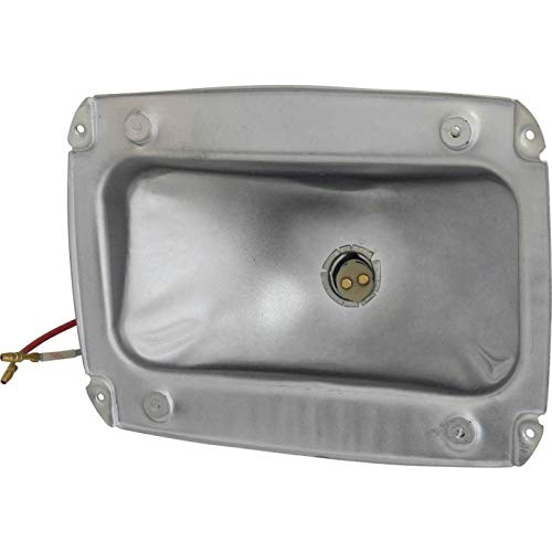 MACs Auto Parts 44-38080 - Mustang Economy-Style Tail Light Housing