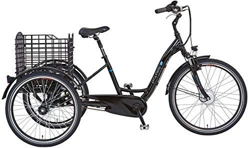 Prophete Unisex– Erwachsene Cargo 3R 20.ESL.10 E-Bike 24