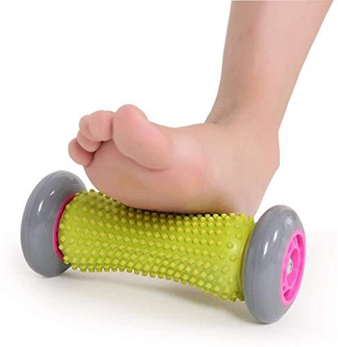UNKNO Fußmassagerolle, Muskelrolle Bei Plantarfasziitis, Muskelregeneration Und Entspannung