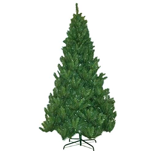 Arbre de Noël écologique haute qualité 'Touffu Scott 1200 branches vertes Hauteur 240 cm