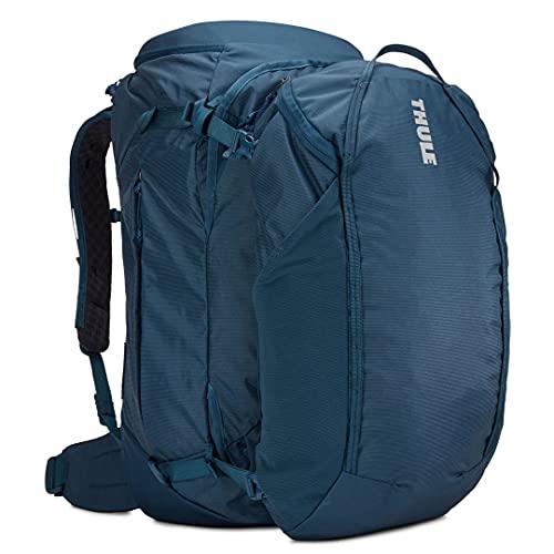 Thule Landmark 60 litros de excursión y mochila de viaje para mochileros Damas Azul