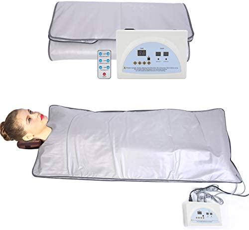 AYNEFY Far in frared Sauna Blanket FIR Sauna Blanket Professional Body Shape Slimming Fitness product image