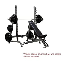 Heavy Duty Commercial Grade Bench Press