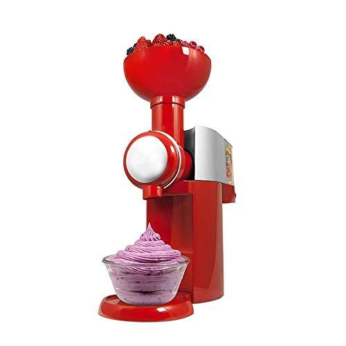 Ice Cream Maker électrique Compresseur, 600ML DIY Gelato yogourt automatique des ménages sorbetière Fonction auto-refroidissement, 110V / 220V ggsm