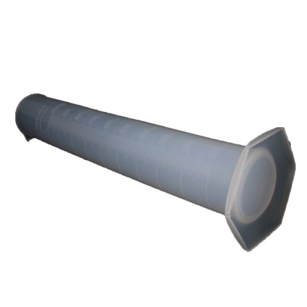 Colorado Springs Mall Aicosineg 33.82oz Plastic Max 54% OFF Cylinder Measuring Graduated