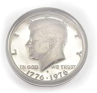 1976 S 40% Silver Kennedy Half Dollar Gem Proof Half Dollar 50c Uncirculated Brilliant