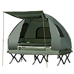 Best Camping Cot for Two [2021] 23