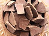 RED Edible Clay Chunks (lump) Natural for Eating (Food), 1 lb (450 g)