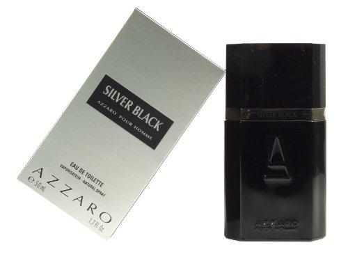 Perfume Silver Black - Azzaro - Eau de Toilette Azzaro Masculino Eau de Toilette