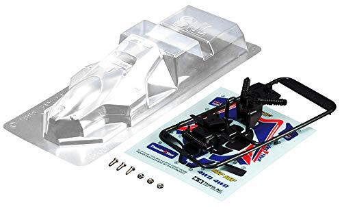 タミヤ グレードアップパーツシリーズ No.502 GP.502 サンダーショット クリヤーボディセット 15502