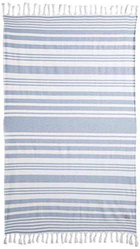 O 'Neill BW Shell Beach Towel Toallas de Mano, Mujer, BW Shell Beach Towel, Ultramarino, Talla única