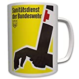 Militär Sanitätsdienst Bundeswehr Deutschland Poster -