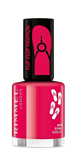 Rimmel – 60 Seconds Super Shine – Nagellack – Flip Flop 409