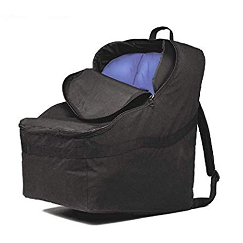 YOPRIA Car seat travel bag, baby seat travel bag with padded shoulders, car seat bag YR33102