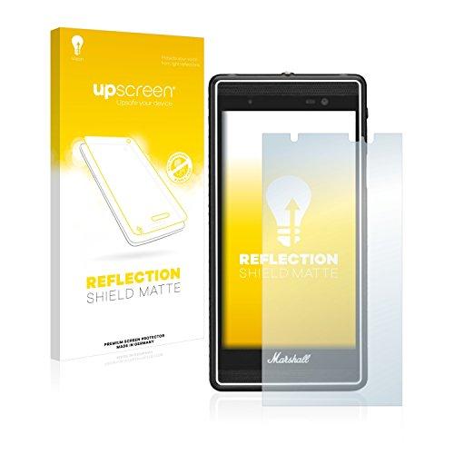upscreen Entspiegelungs-Schutzfolie kompatibel mit Marshall London – Anti-Reflex Bildschirmschutz-Folie Matt