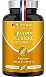 LEVURE DE BIERE REVIVIFIABLE - Levure active - Enrichie en Zinc & Sélénium -...