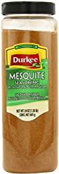 Durkee Mesquite Seasoning with Butter 24-Ounce