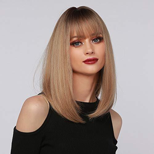 conseguir pelucas mujer media on-line