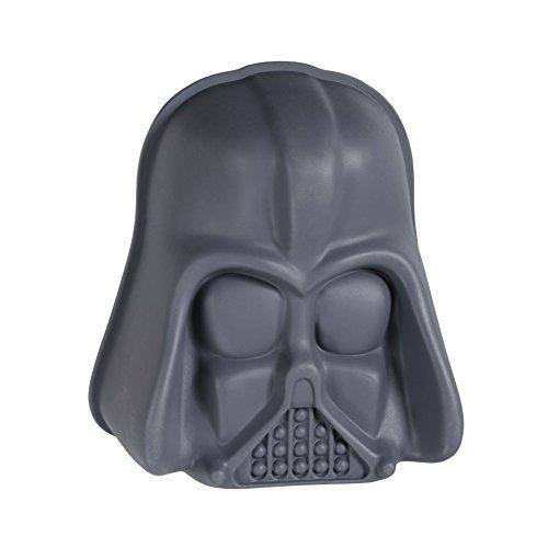 Star Wars Darth Vader Moule à gâteau (Silicone), Noir
