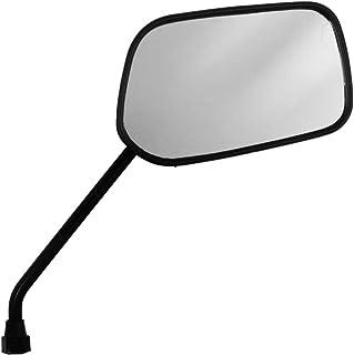 Espelho Retrovisor Mod.Orig. Lado Esq. Compatível Com Titan 91/99 / Titan 150 , Pro Tork , Cromado