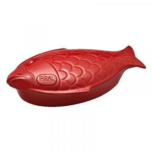 Paderno - Pesciera Cm 33 Rosso Terracotta Piral - 1870