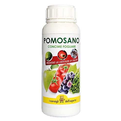 El asesoramiento del experto Pomosano Mineral Fertilizer and Calcium, 500 gr