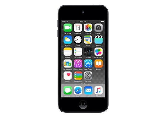 Apple iPod touch (32 GB), Spacegrau