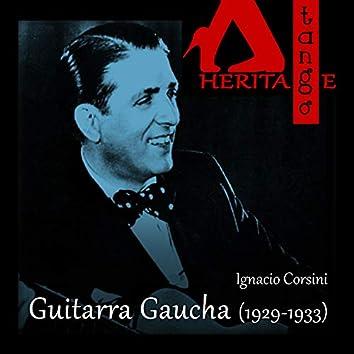 Guitarra Gaucha (1929 - 1933)