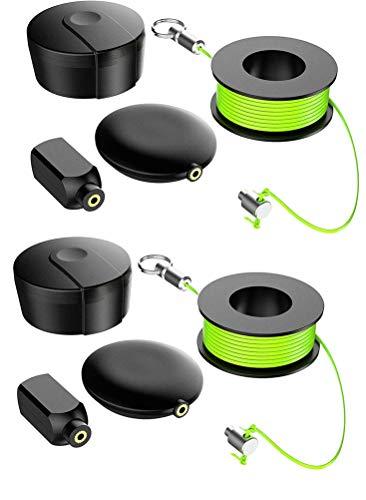 Tirador de cables Wiremag, Enhebrador magnético, Enhebrador de cables eléctricos Varillas de...