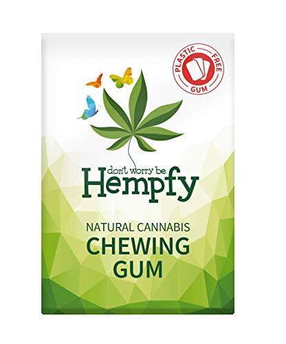 Hempfy natural cannabis chewing gum (1...