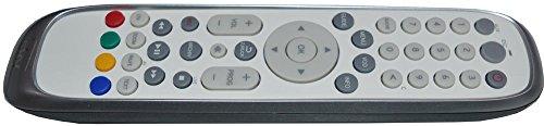 ORIGINAL Fernbedienung für Pace Sky Humax HD-3000 HD 3000 S HD 3 SHD3 PRC30 PRC 30 PRC-30 - weiss / Silber-