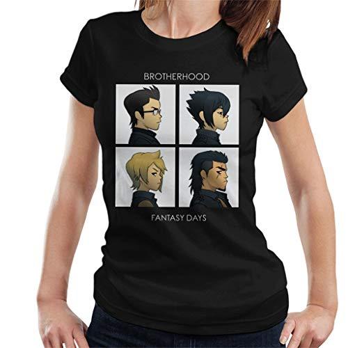 Final Fantasy Brotherhood Days Women's T-Shirt