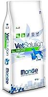 MONGE Vetsolution Cane Obesity KG. 12 Cibo Secco Per Cani